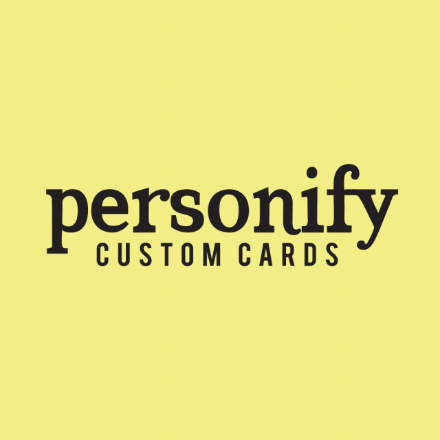 Personify Cards Wholesale